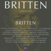 Britten conducts Britten Vol.4  [7 Discs]