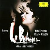 La Boheme / Puccini,Netrebko,Villazon, De Billy