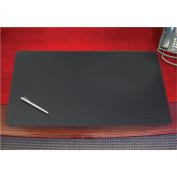 Artistic 5100-4-1 Westfield Designer Desk Pad w/Decorative Stitching- 24 x 19- Black