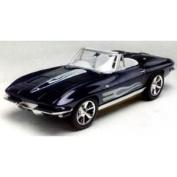 Revell Monogram Snaptite 1:25 - 1963 Corvette Conv - RVM1934