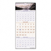 At-A-Glance AAGDMW50328 3-Monthly Wall Calendar- Dec-Jan- Scenic- 15-.130cm .x 22-.190cm .