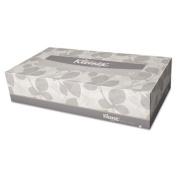Kimberly-Clark KIM21606 Facial Tissue- 8-.4in.x8-.6in.- 1- White