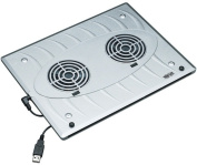 NC2003SR Notebook Cooling Pad, Silver