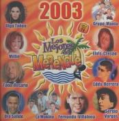 Los Mejores del Merengue 2003