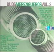 Duos Merengueros, Vol. 2