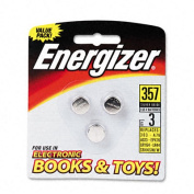 Watch/Electronic/Specialty Batteries, 357, 3 Batteries/Pack