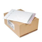 Sealed Air 49676 Jiffy TuffGard Self-Seal Cushioned Mailer Side Seam #6 White 25/carton