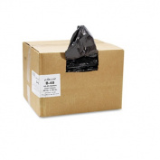 Classic Clear Opaque Brown/Black Low-Density Can Liners, 151.4-170.3l 250 ct