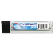 Lead Refills, 0.5mm, HB, Black, 35/Tube