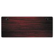 Alera VA737260BK Valencia Series Table Base- Modesty Panel- 58w x 20d- Black