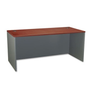 "66""W Desk Shell Series C, Hansen Cherry"