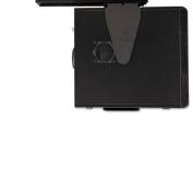 CPU Holder Accessory Black