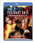 Resident Evil: Degeneration [Region A] [Blu-ray]