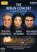 Domingo/Netrebko/Villazón - The Berlin Concert [Regions 2,4]