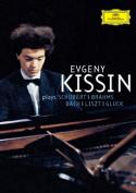 Evgeny Kissin Plays Schubert, Brahms, Bach, Liszt, Gluck [DVD Video] [Region 2]