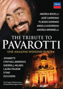 The Tribute to Pavarotti - One Amazing Weekend in Petra [Region 2]
