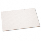Pacon Primary Chart Pad w/2.5cm Rule, 24 x 36, White, 100 Sheets/Pad