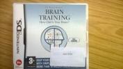 Dr Kawashima's Brain Training [Region 4]