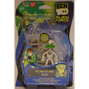 "Ben 10 Alien Force 4"" Alien Collection Figure Echo Echo"