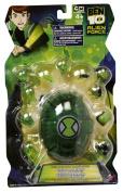Ben 10 Alien Creation Transporter with Upchuck & Clear Heatblast