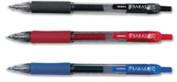 Sarasa Retractable Gel Pen, Red Ink, Bold, Dozen