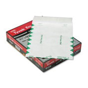 Quality Park R1530 Tyvek USPS First Class Mailer Side Seam 9 1/2 x 12 1/2 White 100/box