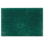 3M Commercial 489-048011-05509 05509 Scotch Brite86 Green Pad
