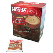 Instant Hot Cocoa Mix, Rich Chocolate, 20ml Packets, 50/Box