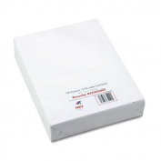 Premium Card Stock, 110 lbs., Letter, White, 250 Sheets/Box