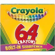 . Crayons-64/Pkg