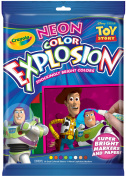 . Disney Toy Story Neon Color Explosionᅠ