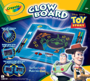 Crayola Disney Toy Story Color Explosion Glowboard