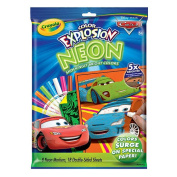 . Disney Toy Story Neon Color Explosion