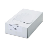 Avery Marking Tag - 8.3cm x 4.9cm - 1000/Box - Polyester, Cotton - White