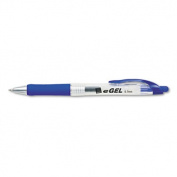 eGEL Roller Ball Retractable Gel Pen, Black Ink, Medium