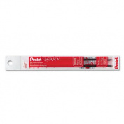 Refill for R.S.V.P. Ballpoint, Razzle-Dazzle, Moonz, Cubix, Med, Red Ink, 2/Pack