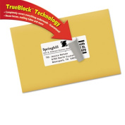 Avery(R) Shipping Labels with TrueBlock(R) Technology for Laser Printers 5263, 5.1cm x 10cm , Pack of 250