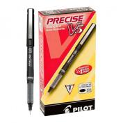 Pilot Pen PIL35334 Precise V5 Black Rolling Ball Extra Fine Pen