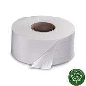 Advanced Jumbo Roll Toilet Tissue, 2-Ply, 1000ft Roll, White, 12 Rolls/Carton