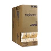 Two-Ply Embossed Bath Tissue, Dispenser Box, 550 Sheets/Roll, 40 Rolls/Carton