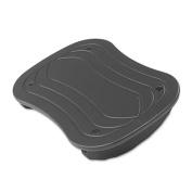 Rock N Stop Adjustable Foot Rest, 17-1/2w x 11-1/2d x 3-1/2h, Black