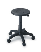 Office Stool with Casters, Seat