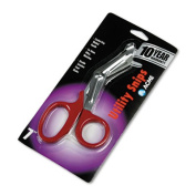 "All Purpose Preferred Utility Scissors, 7"", Red"