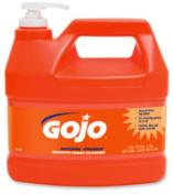 NATURAL ORANGE Smooth Hand Cleaner, 1 gal, Pump Dispenser,Citrus Scent, 4/Carton