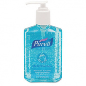 Ocean Mist Instant Hand Sanitizer, 8oz Pump Bottle, Blue