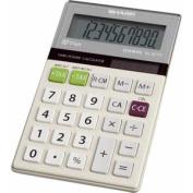 EL377TB Handheld Business Calculator, 10-Digit LCD