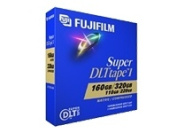 FUJI FILM Super DLT Tape I 160GB/320GB & 110GB/2 26300001