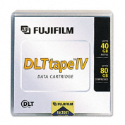 "1/2"" DLT-4 Cartridge, 557m, 40GB Native/80GB Compressed Capacity"
