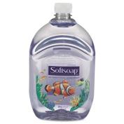 Colgate Palmolive 26991 Elements Hand Soap 56 oz Flip-Cap Bottle Fresh Floral