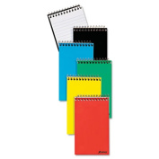 """Memo Notebook, Top Spiral, Ruled Narrow 50 Shts, 3""""x5"""", Ast. 50 EA/CT."""